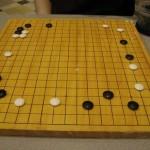Четвертая игра, Дима за белых