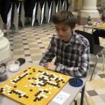 Дима Шориков, ученик Русской Школы Го и Стратегии