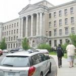 Кампус университета, где проходил турнир