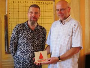 Игорь Гришин и Владимир Малиновский