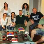 Памятное фото с русскими фаундерами Силиконовой долины