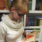 Хранитель книжной коллекции