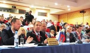 Судьи чемпиона России по управленческой борьбе