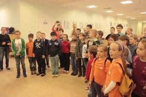 участники 3-его этапа детско-юношеского гран-при по Го